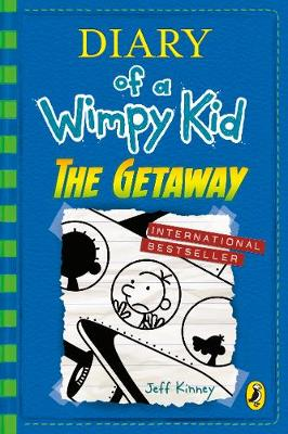 Diary of a Wimpy Kid The Getaway Book Cover