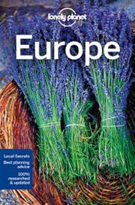Europe Book Cover