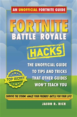 Fortnite battle royale hacks Book Cover