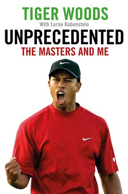 Unprecedented The Masters and Me Book Cover