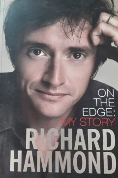 On The Edge: My Story Book Cover