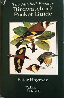 The Mitchell Beazley Birdwatcher's Pocket Guide Book Cover