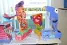 3D Sculptures by 5th & 6th (2)