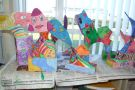 3D Sculptures by 5th & 6th (3)
