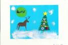 Christmas Art by Rachel (5th)