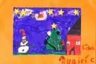 Christmas Art by Ruairí C. (5th)