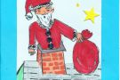 Christmas Art by Sadhbh (6th)
