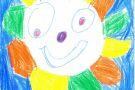 Clown Faces by Ruairi C (5th)