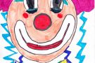 Clown Faces by Sadhbh (6th)