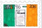 Easter Rising Art by Laura (6th)