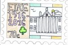 Easter Rising Art by Molly (6th)