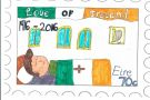 Easter Rising Art by Queen (5th)