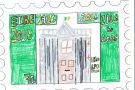 Easter Rising Art by Sarah (6th)