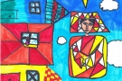 The Colourful House by Juliette (5th)