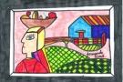 The Woman's House by Éabha (5th)