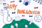 Halloween is Here by Edel (5th)