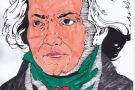 Beethoven coloured by Jamie (5th)