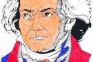 Beethoven coloured by Juliette (5th)