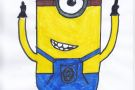 Mental Minion by Oisín B. (5th)