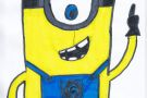 Tony the Minion by Macdara (5th)
