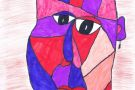 Picasso Red by Clodagh (5th)