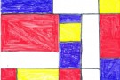 Peter Mondrian by Colin (6th)
