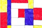 Peter Mondrian by Dylan (6th)