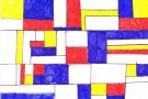Peter Mondrian by Evelyn (5th)