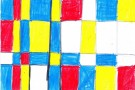 Peter Mondrian by Jack M (5th)