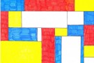 Peter Mondrian by Jessica (5th)