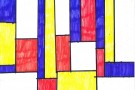 Peter Mondrian by Laura (5th)