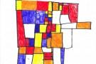 Peter Mondrian by Maebh (5th)