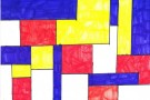 Peter Mondrian by Orlaith (5th)