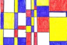 Peter Mondrian by Sadhbh (5th)