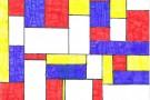Peter Mondrian by Samantha (5th)