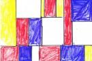 Peter Mondrian by Sarah (5th)