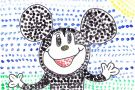 Mickey Mouse by Clíona (6th)