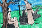 Jesus-the-Woman-at-the-Well-by-Ruairi-C.-6th