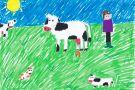Summer Fun by Saoirse (6th)