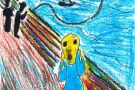 The Scream by David (6th) (2)