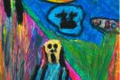 The Scream by Donnchad (6th)