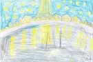 Starry Night Over The Rhone by Shana (5th)