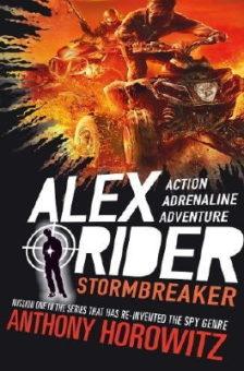 Alex Rider - Stormbreaker by Anthony Horowitz