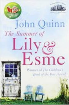 The Summer of Lily and Esme by John Quinn