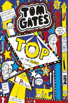 Top of the Class (nearly) by Tom Gates