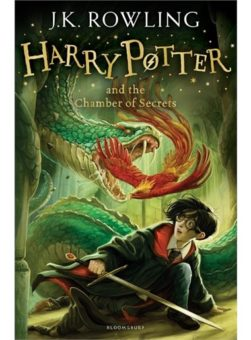 """Harry Potter and the Chamber of Secrets"" by J.K Rowling"