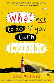 What not to do if you turn invivsible