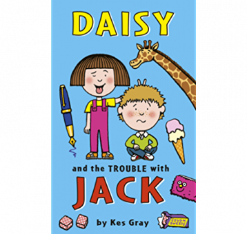 Daisy and The Trouble With Jack by Eimear (6th)