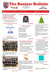 The Banteer Bulletin (December 2019)